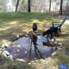 Firepit Pond