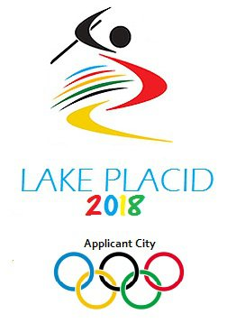 Lake Placid 2018 Logo