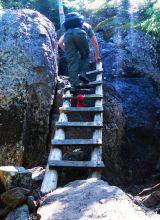 Second Ladder