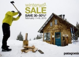 Patagonia Winter Sale