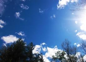 Blue Sky Rain2
