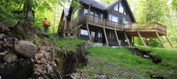 TU Landslide