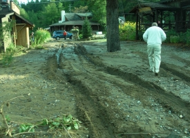 Mud Tracks