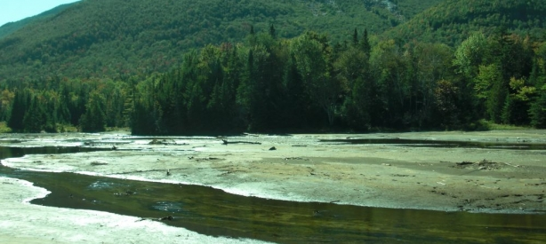 Marcy Dam Mud